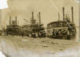 Steamboats, State of Missouri Collection, P0018
